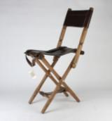 Corzo Jagtstol, kærnelæder