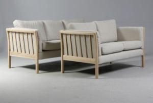 sofa dansk design Danish design. Two seater and three seater sofas, model Skagen  sofa dansk design