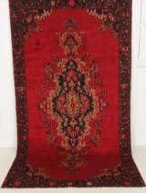 Persisk handknuten gallerimatta Lori, mått 300x165