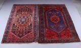 Orientalske tæpper. 222 x 117, 222 x 134 cm (2)