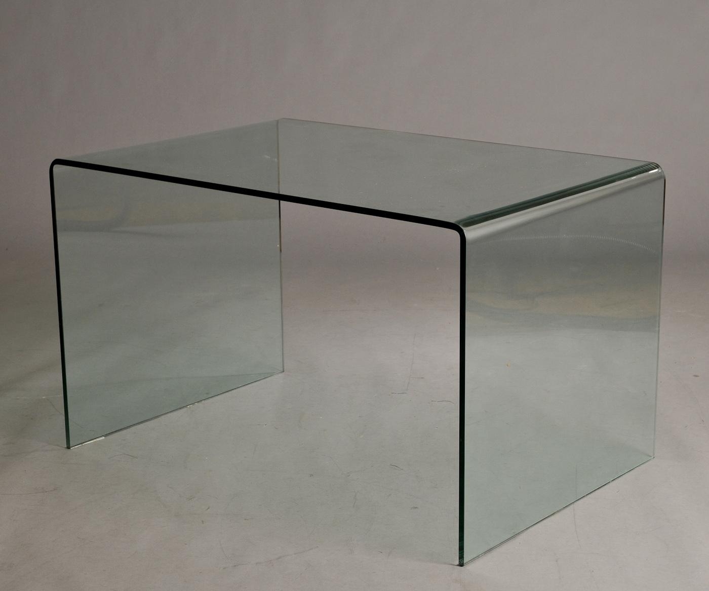 glas skrivebord