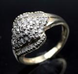 Diamant ring ca. 1.00 ct.