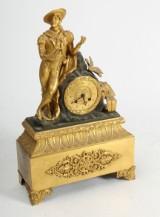 Fransk kaminur, 1850