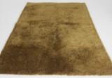 Moderne tæppe m. silke, 270 x 140 cm.