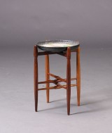 Dansk møbelproducent, bakkebord, palisander