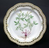 Royal Copenhagen Flora Danica serving platter