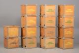 16 transportkasser / industrikasser af træ og metal (16)