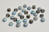 Charlotte Borgen - 30 beads/charms