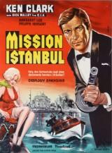 Kurt Wenzel, litografisk plakat, 'Mission Istanbul' (cd)