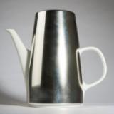 Melitta Kaffekanne mit Wärmer / Isolierhaube, 60er Jahre