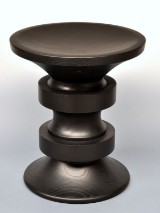 Charles & Ray Eames. Occasional table/stool, Time Life Stool, model D