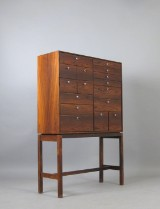 Free-standing sideboard/chest of drawers by FM Fredericia