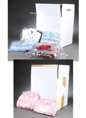 Nanette mm. Par kasser med børnetøj til drenge og piger (34) - Dk, Vejle, Dandyvej - Nanette. Par kasser med børnetøj til drenge med alder til 3/6 og 6/9 måneder, og til piger forår-efterår 3/6 og 6/9 måneder. Fremstår nyt og ubrugt. (34) - Dk, Vejle, Dandyvej