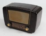 Phillips radio model. Romance af bakkelit 1950´erne.