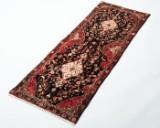 Hamedan tæppe, Persien, ca. 230 x 85 cm
