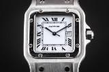 Cartier Santos Automatic men's watch, steel