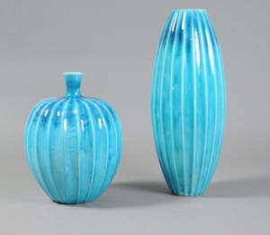 gulvvaser keramik Canett. To gulvvaser af keramik (2) Denne vare er sat til omsalg  gulvvaser keramik