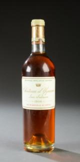 1 fl. Château d'Yquem Sauternes 1. Grand Cru Classé 1950.