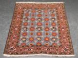 A Persian Veramin rug, 187 x 137 cm