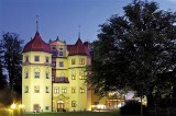 6 dages romantik på slotshotellet Althörnitz ( Hörnitz Oberlausitz - 110 km øst for Dresden ) for 2 personer