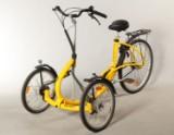 Trehjulet Viktor 3 Senior-cykel