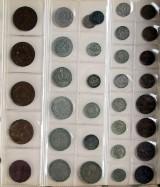 Rodekasse mønter