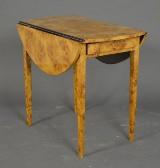 Runder Tisch, ausklappbar