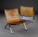 Poul Kjærholm 1929-1980. PK 22 hvilestole (2) Denne vare er sat til omsalg under nyt varenummer 2224631
