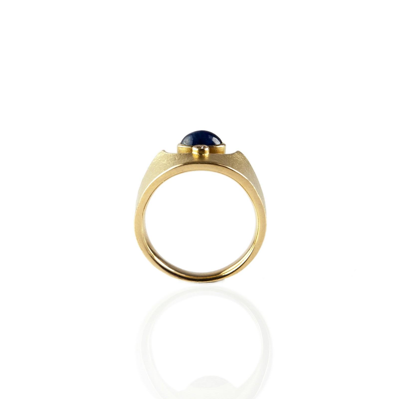 ring safir diamant