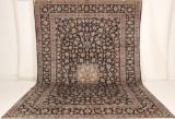 Handknuten matta, Kashan 445x330 cm
