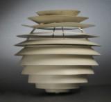 Poul Henningsen. Pendel model 'Kuglen/Louvre', Ø 60 cm