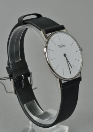 Lauritz.com - Watches - Ole Mathiesen Copenhagen quartz herreur i stål. - DK, Odense, Kratholmvej