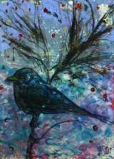 Hans Oldau Krull. 'Autumn Bird'