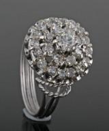 18kt. diamond ring approx. 1.00ct