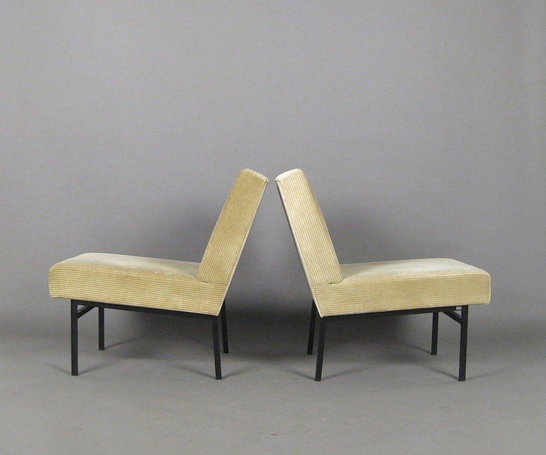 cor sessel, auktionstipset - paar lounge sessel / easy chairs der 1950/60er, Design ideen