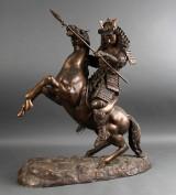 Skulptur af bronze