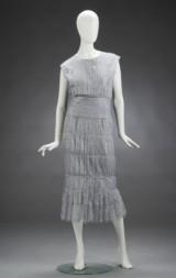 Chanel, längeres Kleid, Gr. 36/38