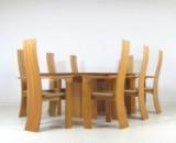 Bob & Dries van den Berghe, chairs model Iris + dining table for Tranekær (9)