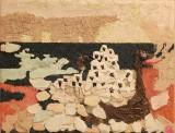 Jan Södersten, f 1937, freskmålning