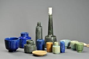 palshus keramik Samling Palshus keramik. (13) | Lauritz.com palshus keramik