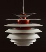 Poul Henningsen. Contrast lamp