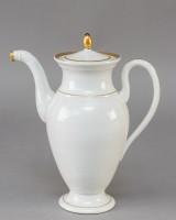 Den Kgl. Porcelænsfabrik. Antik kaffekande i porcelæn