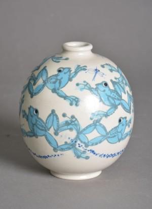 heerwagen keramik Karin og Erling Heerwagen, keramik, vase m/ frøer | Lauritz.com heerwagen keramik