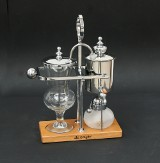 Collection Coffee Maker. Belgian Royal Coffeemaker. Bordskaffemaskin