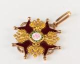Russian Order of St. Stanislau, c.1900