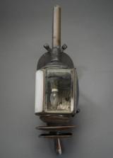 Vognlygte af metal, 1900-tallet