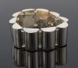 Kurt Nielsen, armlænke model KNDK22, sterling sølv