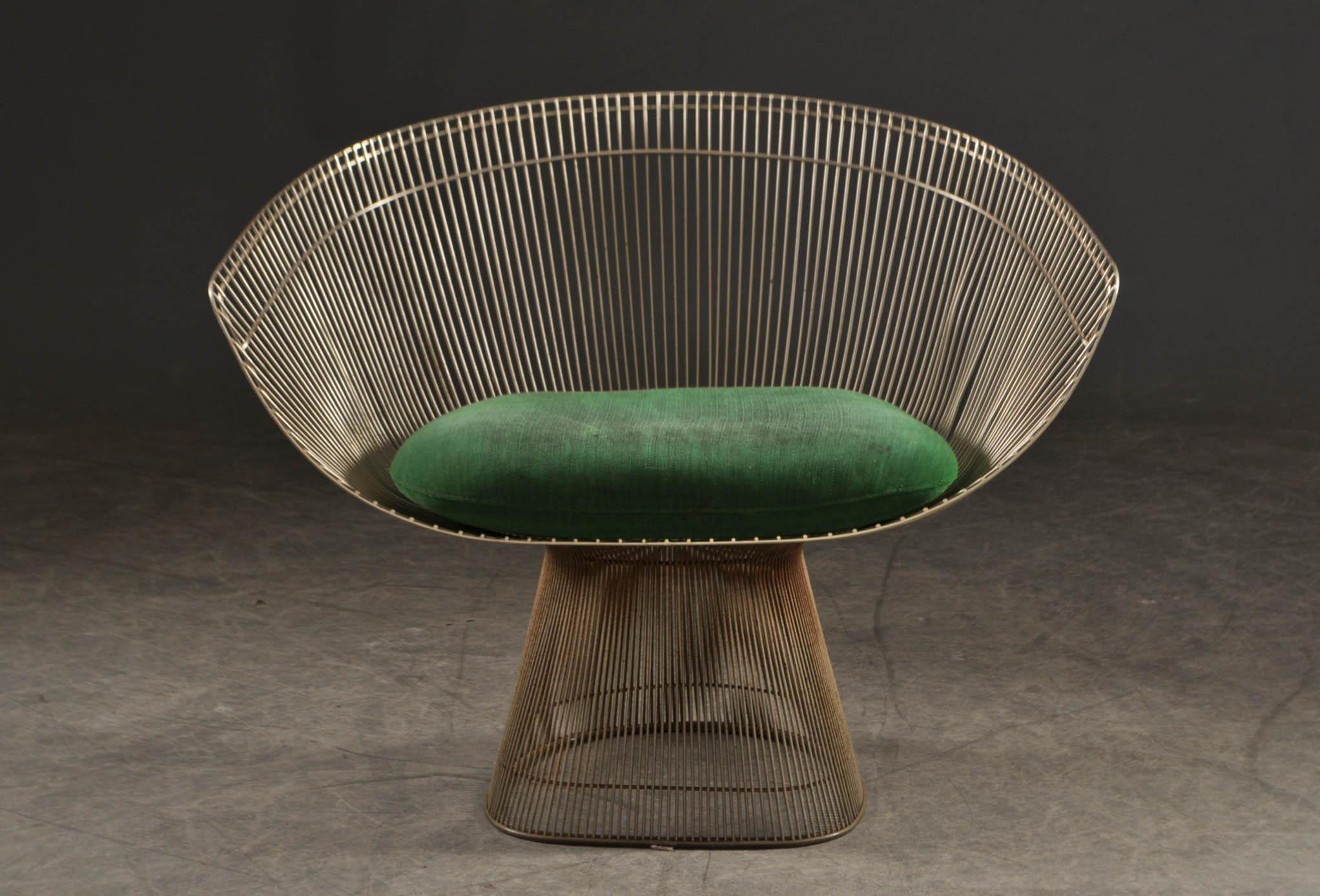 Warren Platner, Lounge Chair