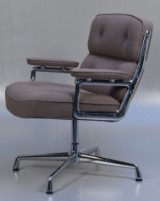 Charles and Ray Eames. Lobby Chair, model ES-108