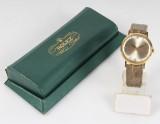 Rolex. Vintage herreur i 18 kt. guld, ca. 1960.